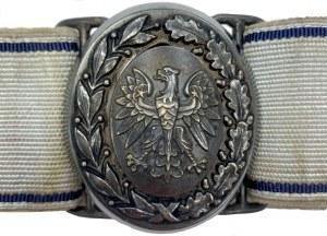 Pas galowy Oficerów Korpusu Bezpieczeństwa Wewnętrznego wz.~52