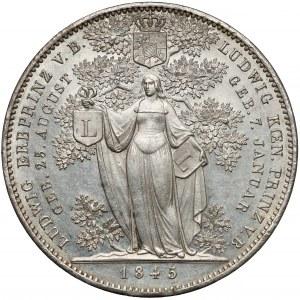 Niemcy, Bawaria, Dwutalar pamiątkowy 1845 - narodziny wnuków
