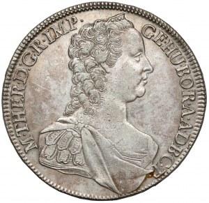 Węgry, Maria Teresa, Talar 1763 KB, Kremnica