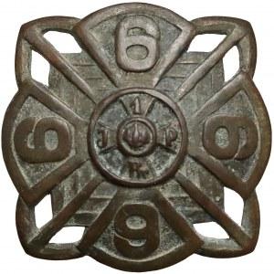 Odznaka 6 Pułk Piechoty Legionów