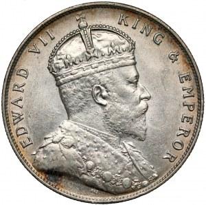 Straits Settlements (Malezja), Edward VII, Dolar 1907