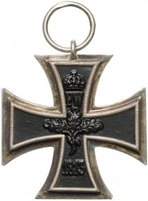 Krzyż Żelazny 2. Klasy 1914 sygnowany KAG, z pudełkiem