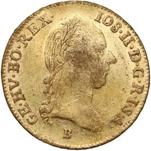 Austria, Józef II, Dukat 1787-B, Krzemnica