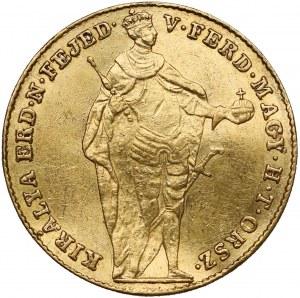 Węgry, Ferdynand I, Dukat 1848
