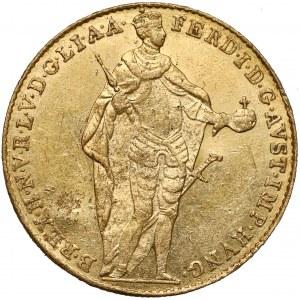 Węgry, Ferdynand I, Dukat 1842