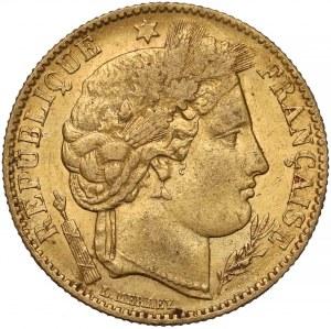 Francja, Republika, 10 franków 1851