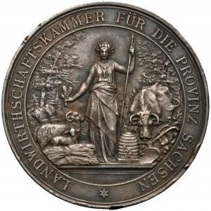 Niemcy, Medal Izba Rolnicza dla Saksonii