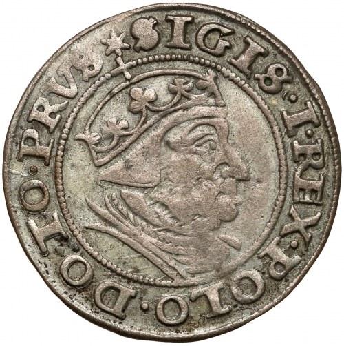 Zygmunt I Stary, Grosz Gdańsk 1540