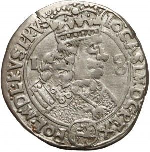 Jan II Kazimierz, Ort Lwów 1656