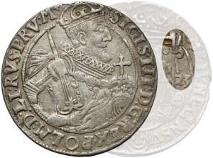 Zygmunt III Waza, Ort Bydgoszcz 1623 - kokardy - rzadki