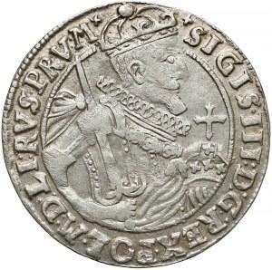Zygmunt III Waza, Ort Bydgoszcz 1623 - labry proste