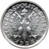 Kobieta i kłosy 2 złote 1924 - literka H - WYŚMIENITA, rzadkość