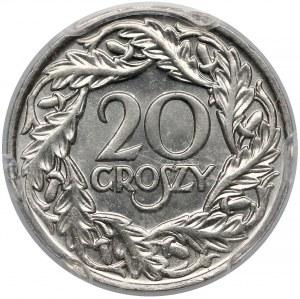 20 groszy 1923 - typ III