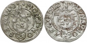 Zygmunt III Waza, Półtoraki Bydgoszcz 1622 (2szt)