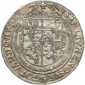 Władysław IV Waza, Talar Bydgoszcz 1634 II - błąd N•OSVE - b.rzadki