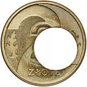 Destrukt 2 złote 2008 - BEZ RDZENIA - rzadkość