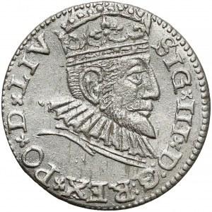 Zygmunt III Waza, Trojak Ryga 1593