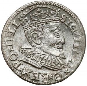 Zygmunt III Waza, Trojak Ryga 1594 - późny