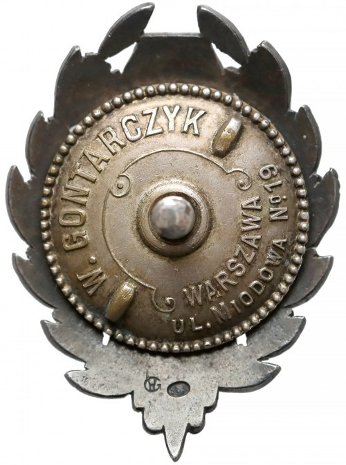 Odznaka 28 Pułk Artylerii Lekkiej