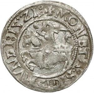 Zygmunt I Stary, Półgrosz Wilno 1521