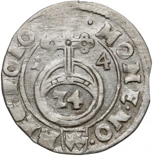 Zygmunt III Waza, Półtorak Bydgoszcz 1614