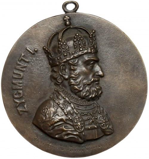 Medalion MINTER Zygmunt I Stary - wtórny