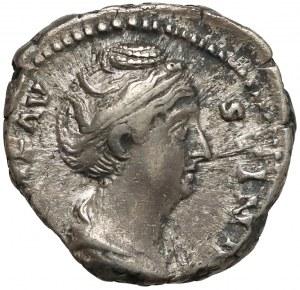 Cesarstwo Rzymskie, Faustyna I, Denar Pośmiertny 141 r. n.e.