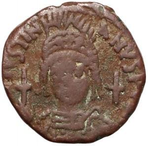 Bizancjum, Justynian I, 527-565r. n.e. Decanummium, Antioch/Theoupolis