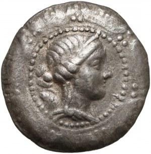 Grecja, Macedonia Tetradrachma Amphipolis 158-149r. p.n.e.