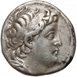 Grecja, Królestwo Seleucydów, Demetriusz II Nikator, Tetradrachma, 129/8r. p.n.e.