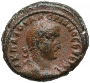 Prowincje Rzymskie, Egipt, Aleksandria, Tetradrachma Bilonowa, Walerian I