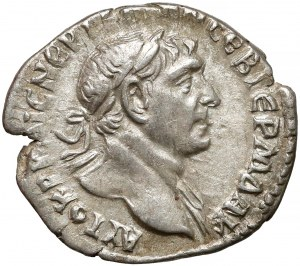 Prowincje Rzymskie, Arabia Bostra, Trajan, Drachma , 98-117r. n.e.