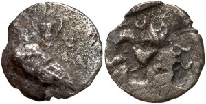Grecja, Troas, Abydos, Obol, 480-450r. p.n.e.