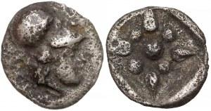Grecja, Azja Mniejsza, Hemiobol, V w. p.n.e.