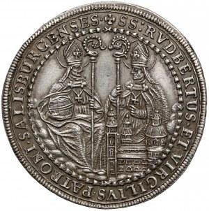 Austria, Arcybiskupstwo Salzburg, Półtalar 1708