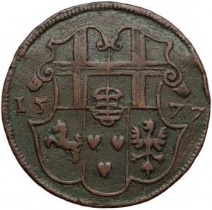 Niemcy, Kolonia, Biskupstwo, Liczman 1577