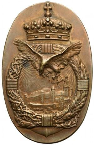 Medal Akcja Niepodległościowa w Krakowie 1914 r.