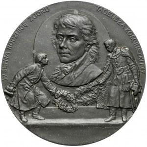 Medal 100. rocznica śmierci Tadeusza Kościuszki 1917 (Chudziński)