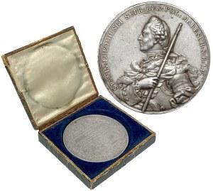 Poniatowski, Medal marszałek Stanisław Lubomirski 1771 r. (Holzhaeusser)
