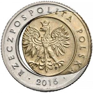 Destrukt 5 złotych 2016 - rozlany rdzeń - efektowny