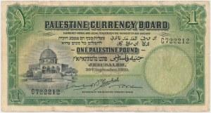 Palestyna, 1 Pound 1929