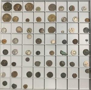 Zbiorek 58 monet antycznych