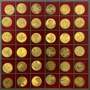 Zestaw wczesnych 2 złote GN od Zygmunt II August (36szt)