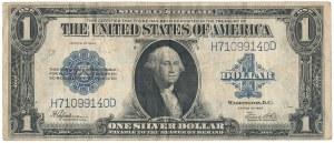 USA, 1 Dollar 1923, Silver Certificate