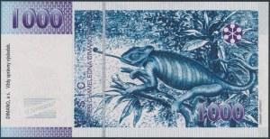 Banknot testowy do liczarek, Słowacja, DIMANO 1997 - 1000
