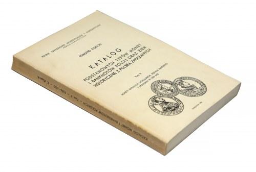 Kopicki, Tom II 1506-1632, Zygmunt I Stary - Zygmunt III Waza