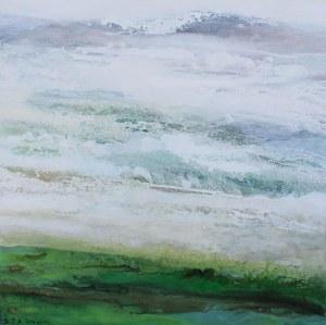 Stanisław Tomalak, 1955, Fragment 549 z cyklu Niebo i ziemia, 2018