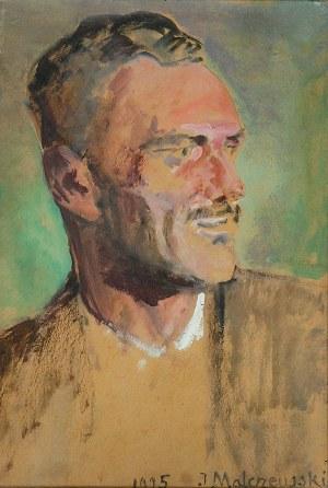 Jacek MALCZEWSKI (1854-1929), Portret mężczyzny, 1925
