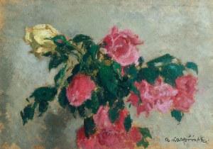 Alfons KARPIŃSKI (1875-1961), Róże