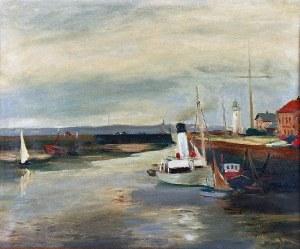 Henryk HAYDEN (1883-1970), Port